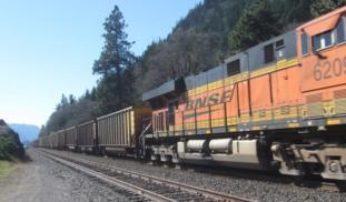 Banner train